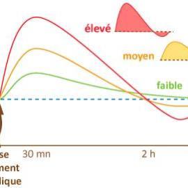 Pourquoi parler d'Index Glycémique plutôt que de sucre lent/rapide