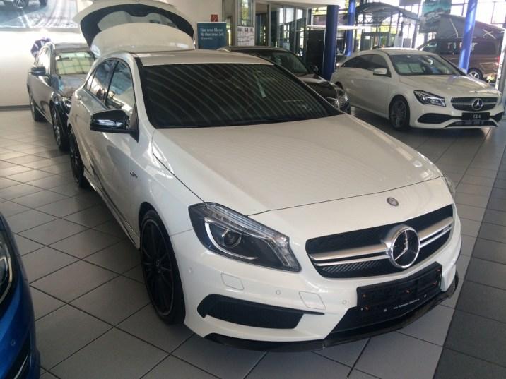 Mercedes-Benz Classe A45 AMG