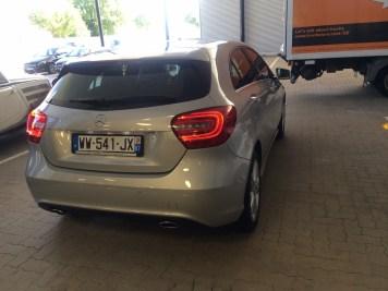 Mercedes Benz Classe A 3