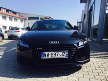 Audi TTS 6