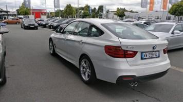 BMW 320 D Gran Turismo 2