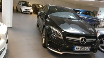 Mercedes-Benz GLA 45 AMG 3