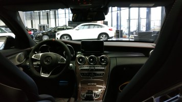 Mercedes-Benz Classe C 63 AMG S