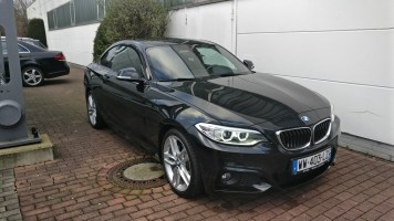 BMW 225D coupé 2