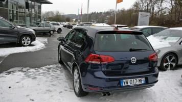 Volkswagen Golf TSI 3