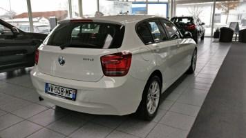 BMW 118D 2