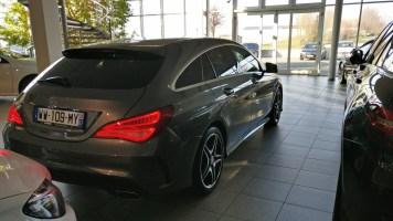 Mercedes-Benz CLA 200 Shooting Brake AMG 2