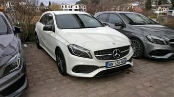 Mercedes-Benz Classe A 200 D