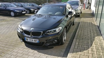 BMW 225 D Coupé 3