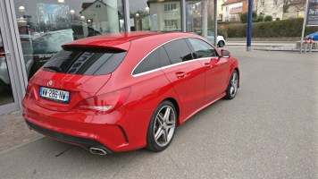 Mercedes-Benz CLA 220 CDI Shooting Brake 2