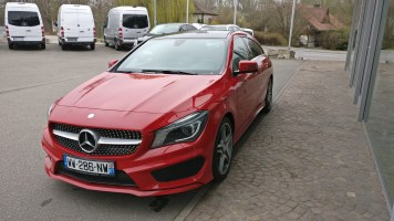 Mercedes-Benz CLA 220 CDI Shooting Brake 3