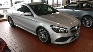 Mercedes-Benz CLA 200 AMG 3