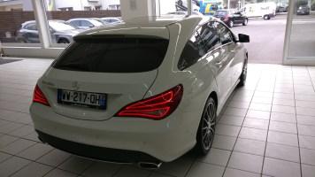 Mercedes-Benz CLA 200 Shooting Brake