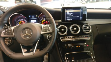 Mercedes-Benz Classe C 220 D Cabriolet 3