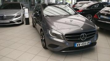 Mercedes-Benz Classe A 180 CDI