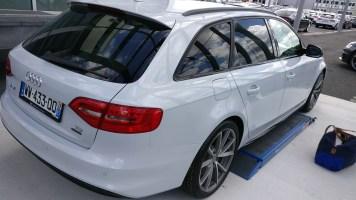Audi A4 Avant Ambition 2