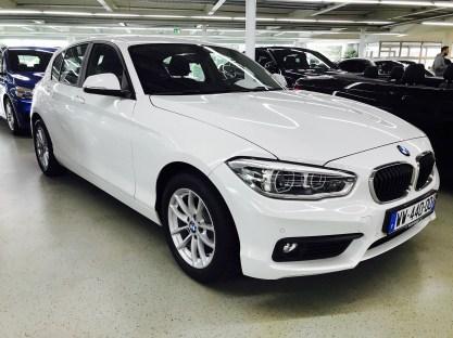 BMW 116D 5 portes