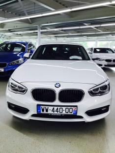 BMW 116D 5 portes 2