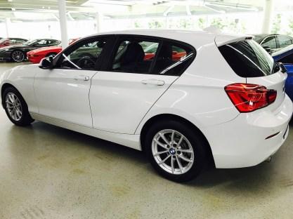 BMW 116D 5 portes 3
