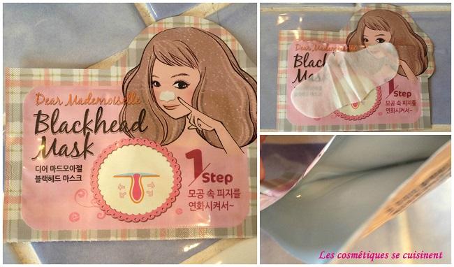 step 1 shara shara points noirs
