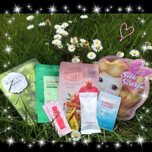 concours masques coreens