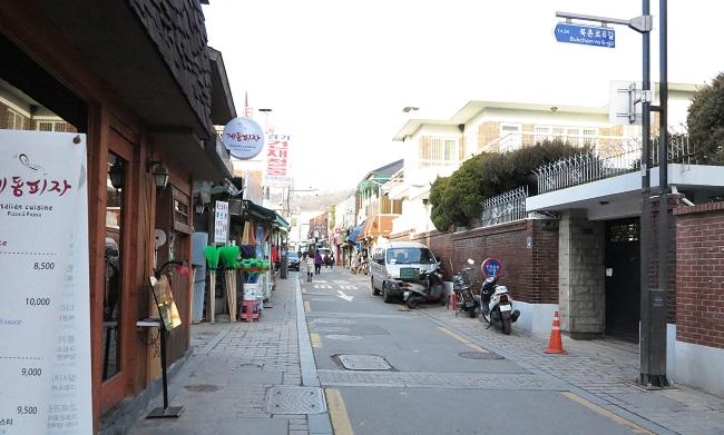 bukcheon hanok village visite