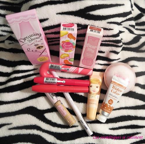 etude house maquillage