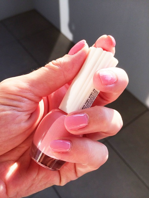 vernis nature republic rose