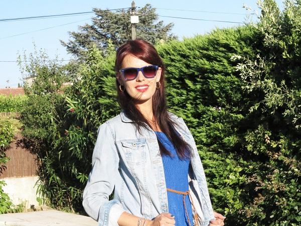 look bleu