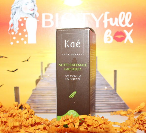 Kae serum cheveux bio biotyfull box