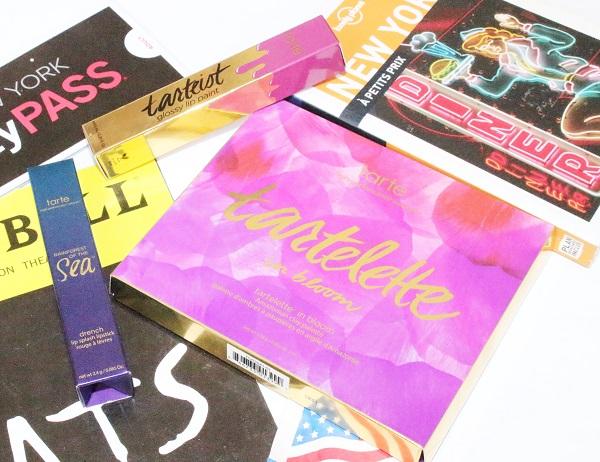 Tarte cosmetics New York