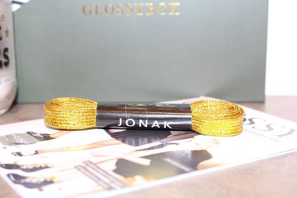 lacets Jonak