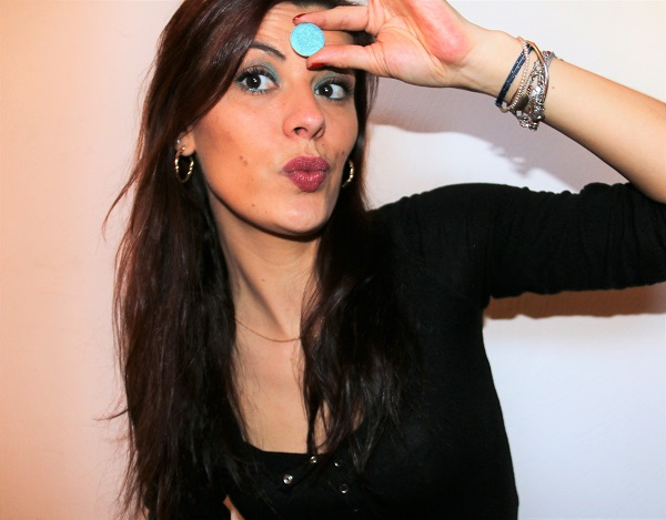 maquillage bleu glacier msc