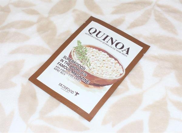 Quinoa everyday mask Skinfood