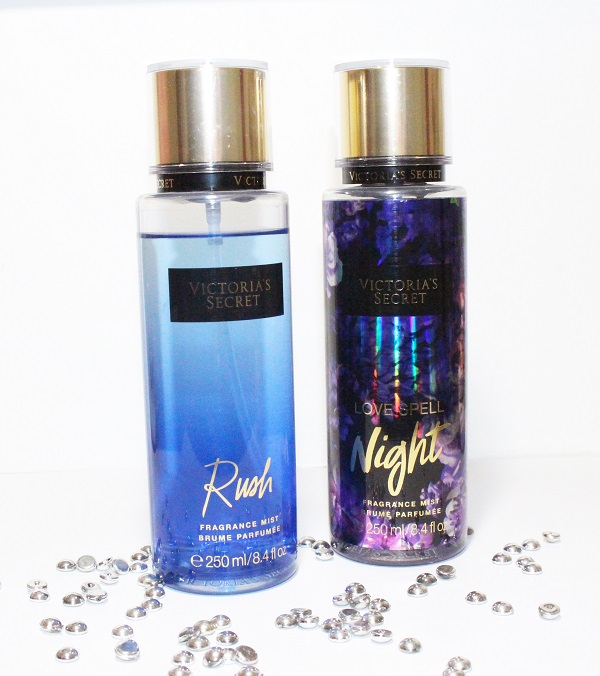 Love Spell Night et Rush victoria secret