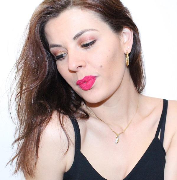 maquillage lumineux sleek