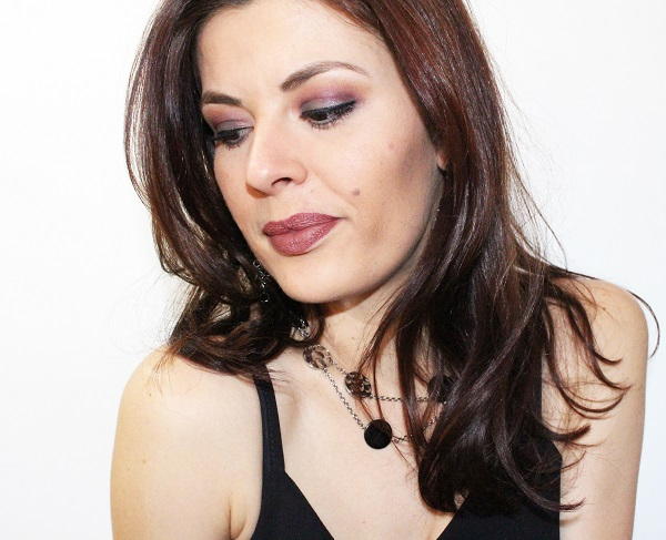 maquillage rose ancien urban decay