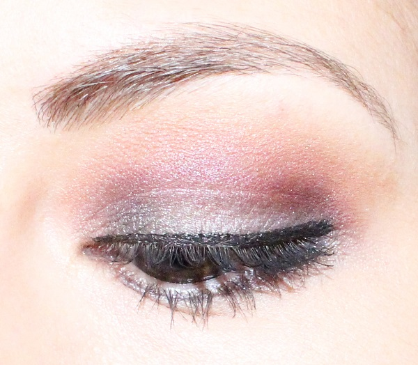 maquillage rose urban decay