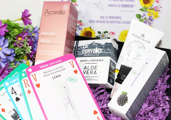 box beaute bio biotyfull box