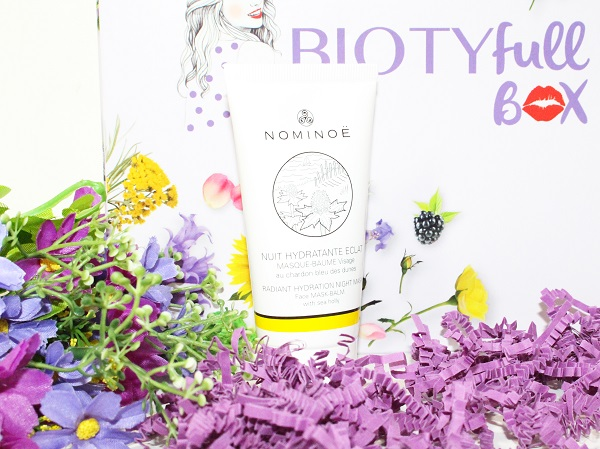 nominoe masque nuit biotyfull box