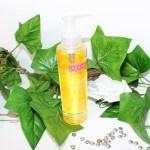huile demaquillante purifiante akane