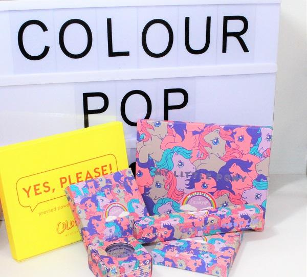commande colour pop