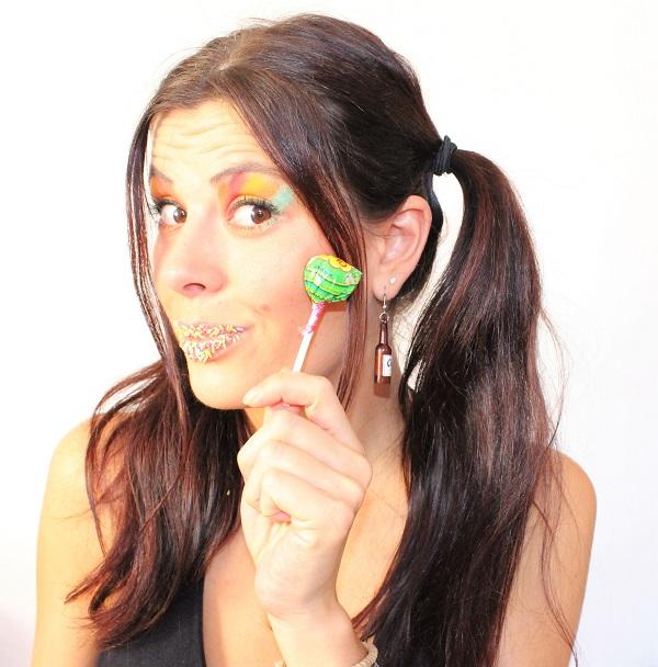 maquillage bonbon beauty defi