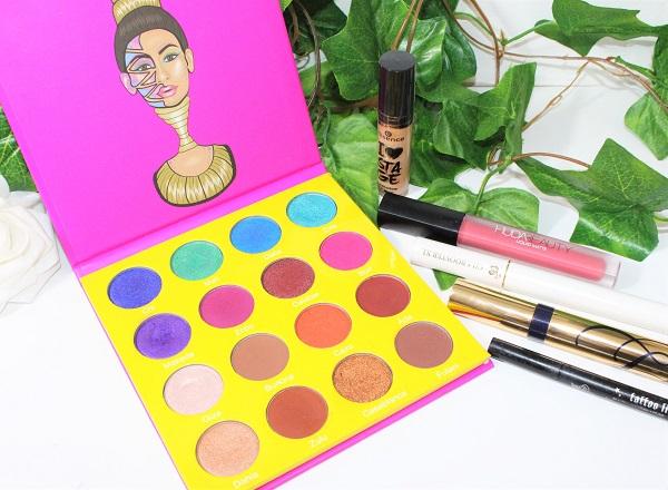 palette the masquerade mini make up