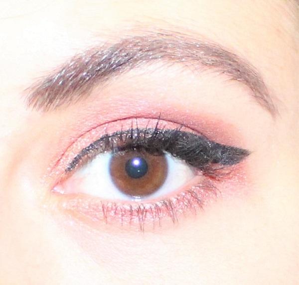 maquillage rose noel colour pop