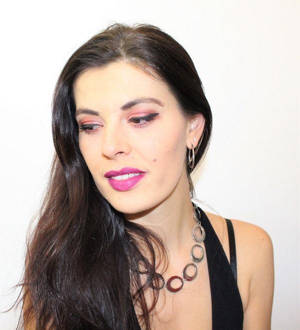 idée maquillage noel colour pop
