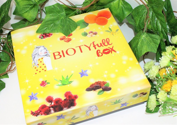 biotyfull box novembre 2017