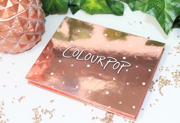 I think i love you palette colour pop