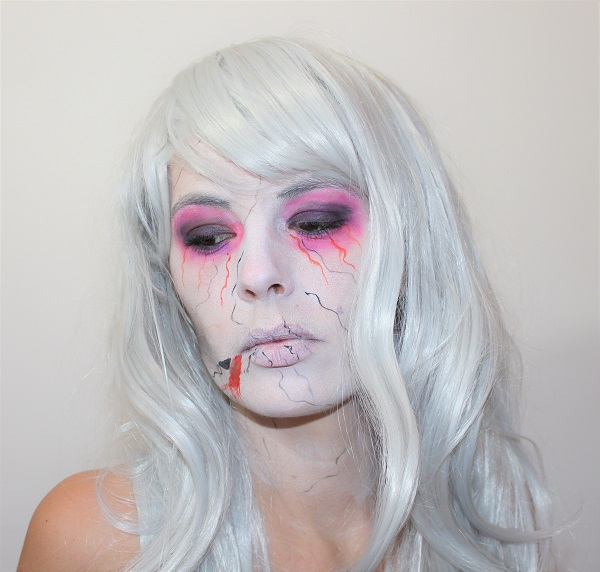 maquillage gore beauty defi