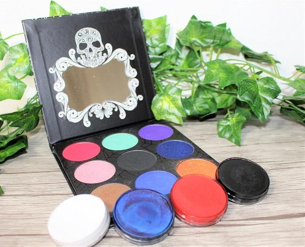 maquillage gore sb make up